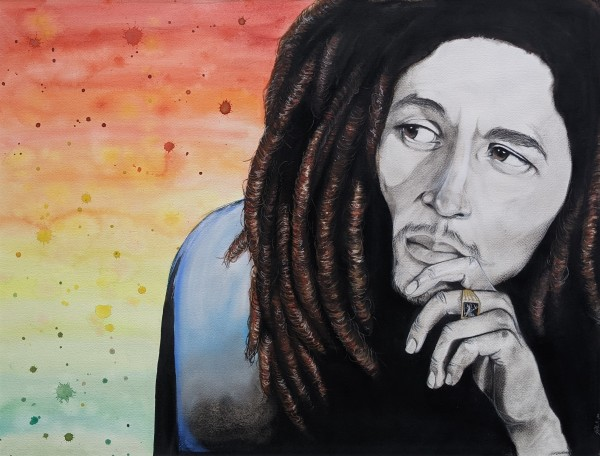 Bob Marley by Studio Philips