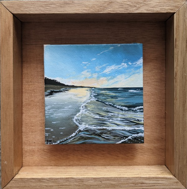 Miniature Ocean Study #15 by Studio Philips