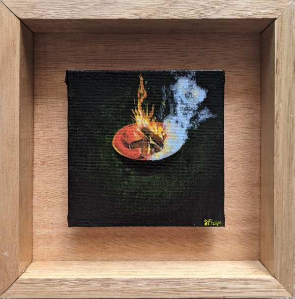 Fire Study #1 by Studio Philips