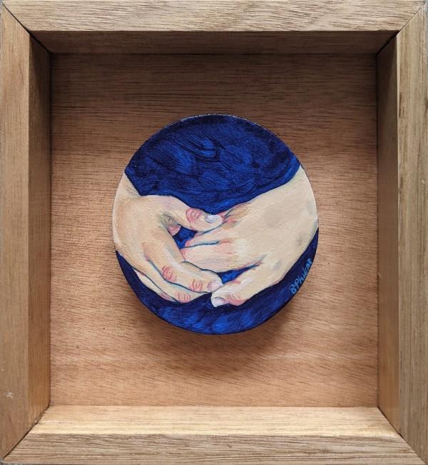 Miniature Hand Study #1 by Studio Philips