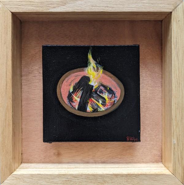 Fire Study #2 by Studio Philips