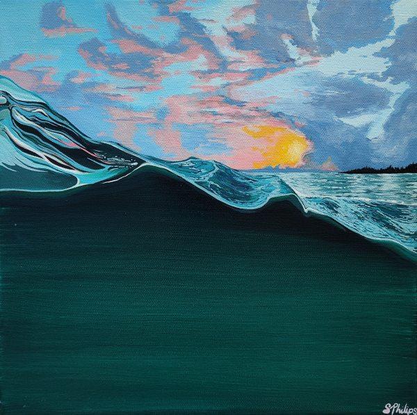 Rising Light by Studio Philips