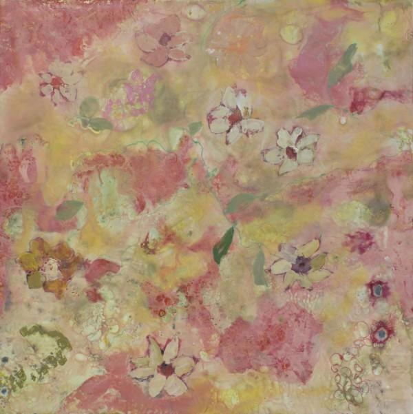 Bed of Flowers by Helen DeRamus