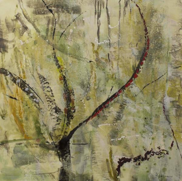 Beneath the Spanish Moss by Helen DeRamus