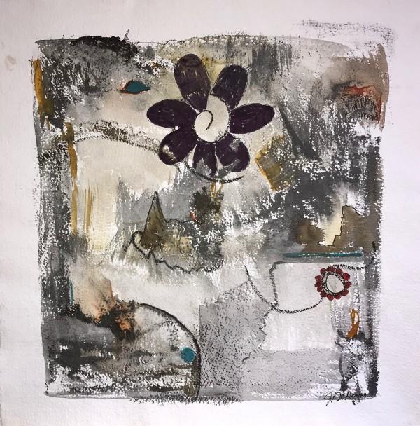 """""""Landscape I"""" by Helen DeRamus"""