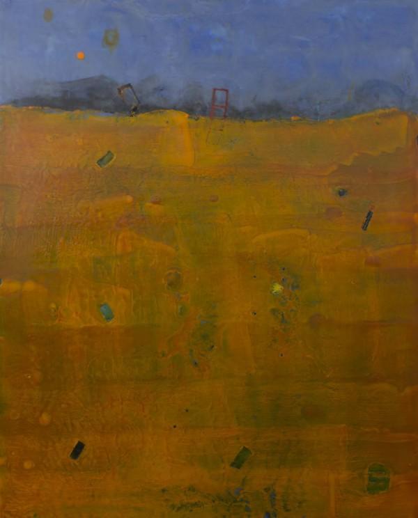 """""""Footfall"""" by Helen DeRamus"""