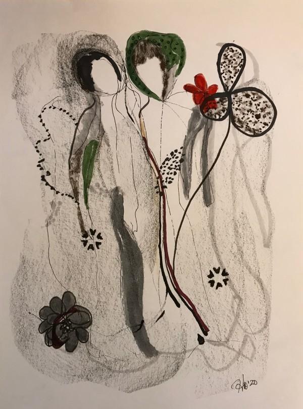 """""""Sisters"""" by Helen DeRamus"""