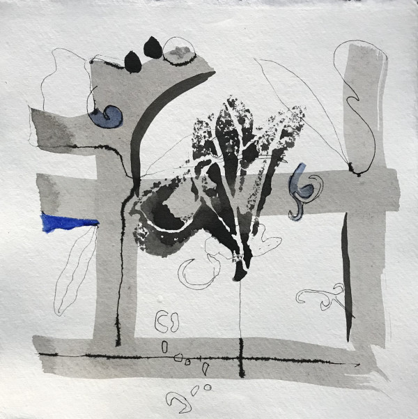 Pieces  Two by Helen DeRamus