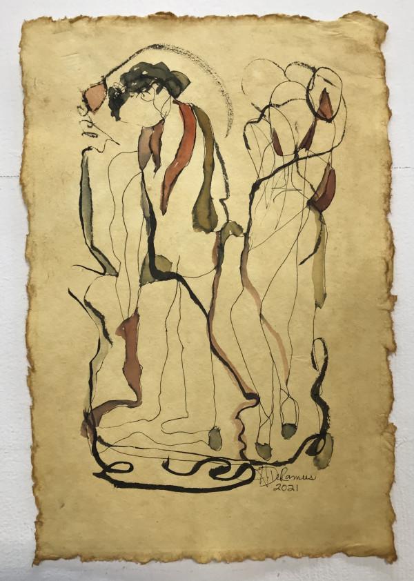 Tangled Up In Dreams by Helen DeRamus