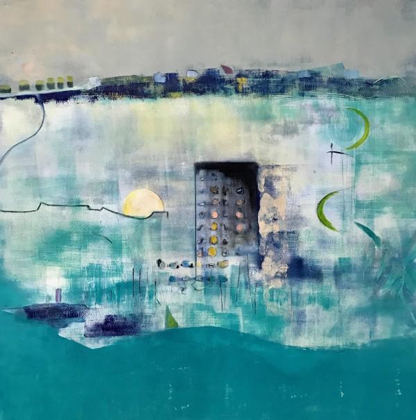 """How Sweet the Moonlight Sleeps"" by Helen DeRamus"