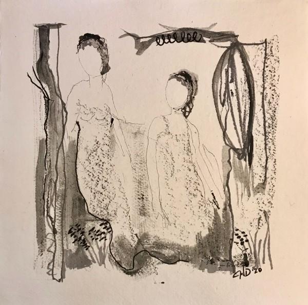 """""""Friends"""" by Helen DeRamus"""