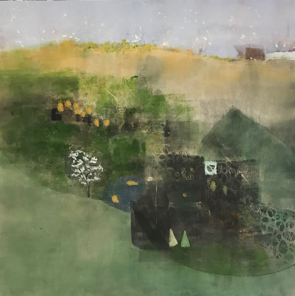 """""""Edgeland"""" by Helen DeRamus"""
