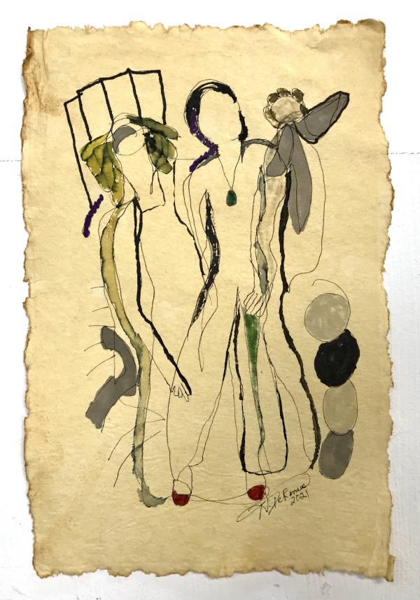 Dance With Me by Helen DeRamus