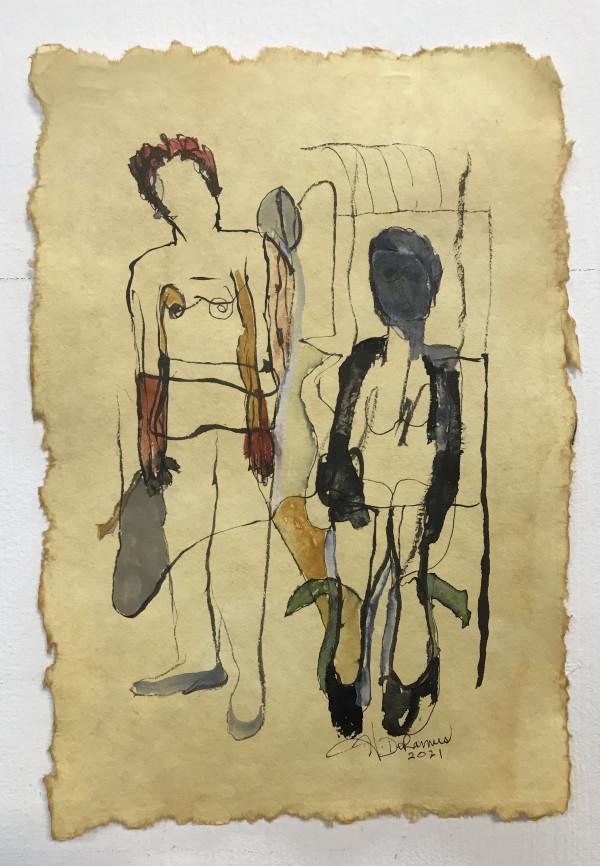 I've Met Myself Before by Helen DeRamus