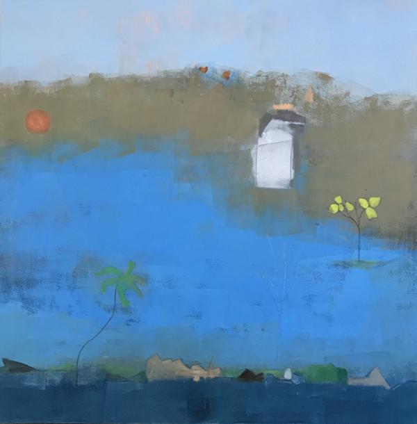 Island Riddle by Helen DeRamus