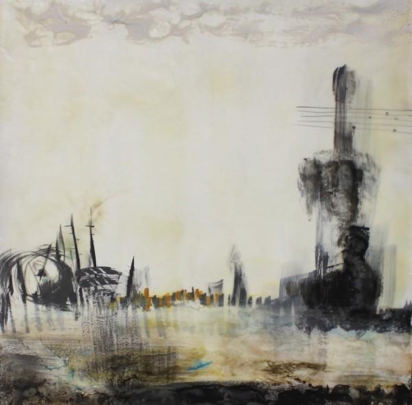 """""""Storm Warning"""" by Helen DeRamus"""