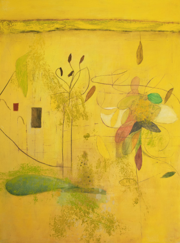 """""""The Boom in Yellow"""" by Helen DeRamus"""