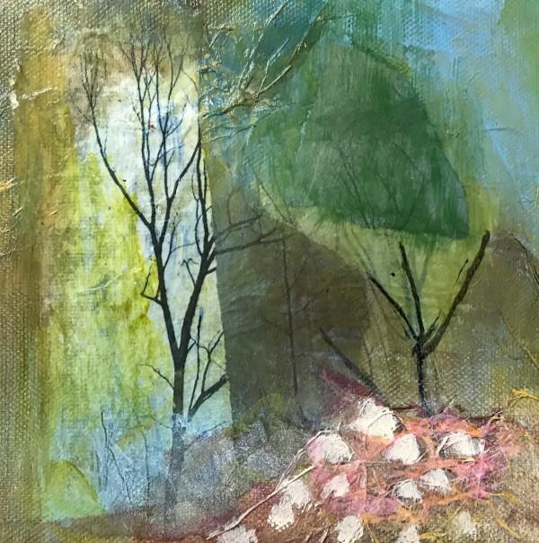 TreeV by Helen DeRamus