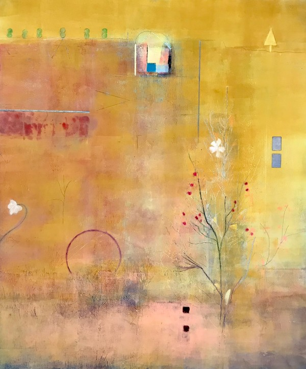 Walk into the Golden Weather by Helen DeRamus