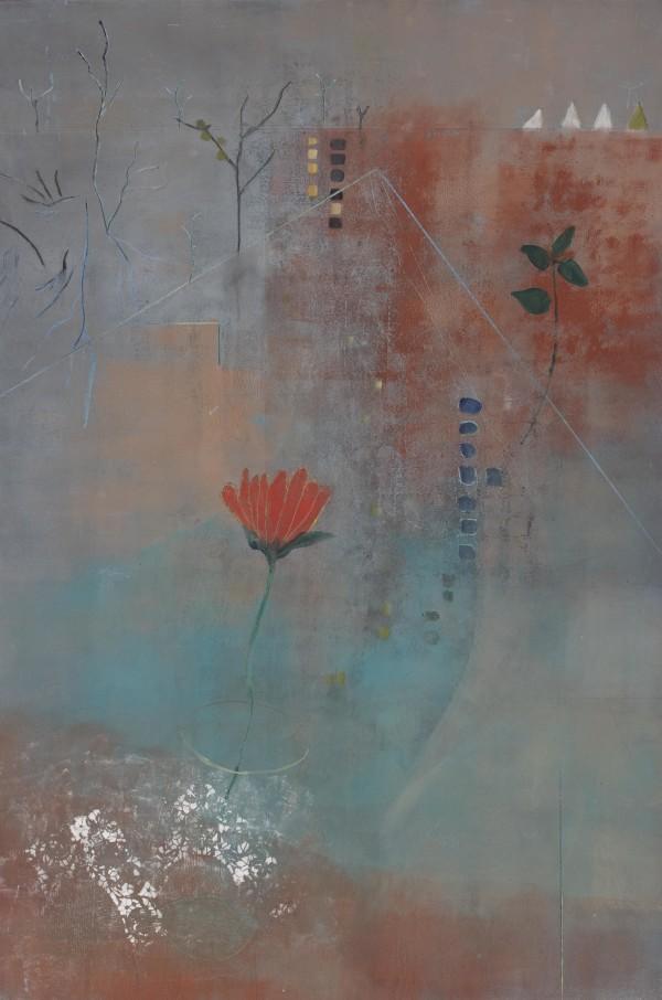 """""""Walking in Evening Land"""" by Helen DeRamus"""