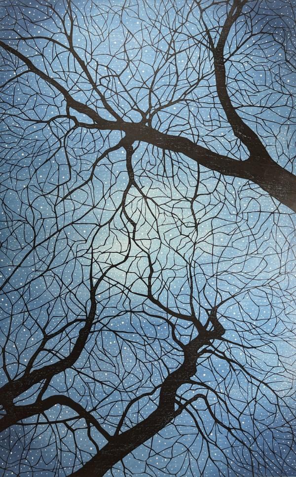 Heaven and earth by Mara Cozzolino