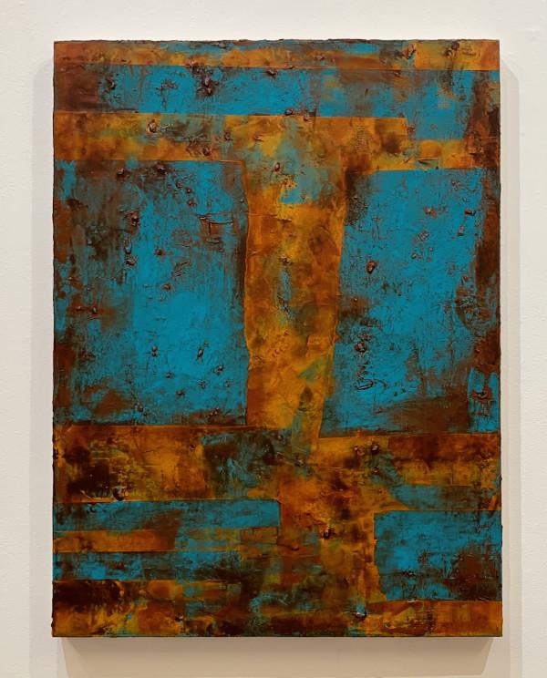Torquoise World by Alex Wilhite