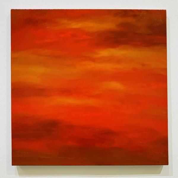 亚历克斯·威尔希特的《日落沉思》