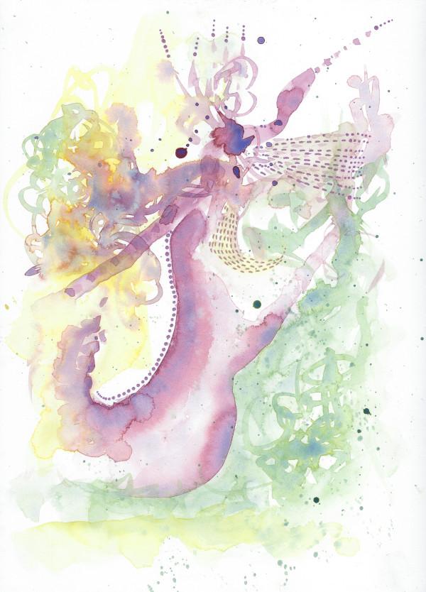 Gust by Mayra Majano