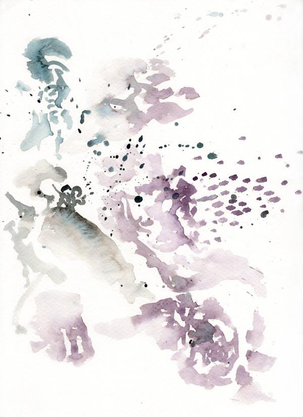 Burst by Mayra Majano