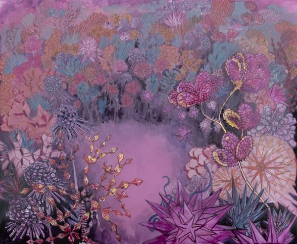 Petal/Fractal by Michelle Hagewood