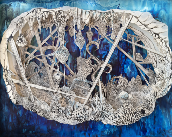 Mineral memory by Michelle Hagewood