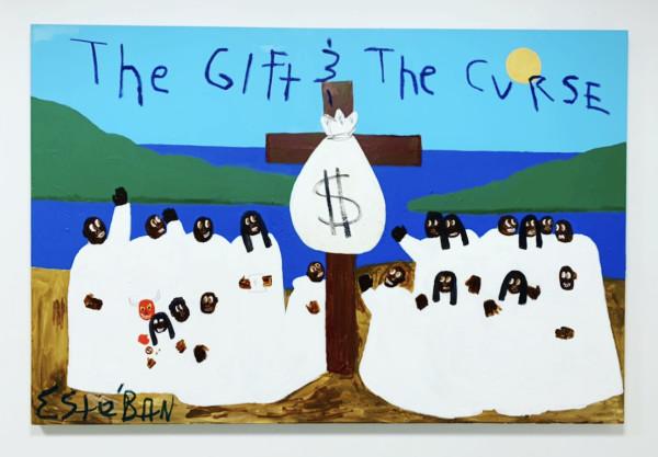 The Gift & The Curse by Esteban Whiteside