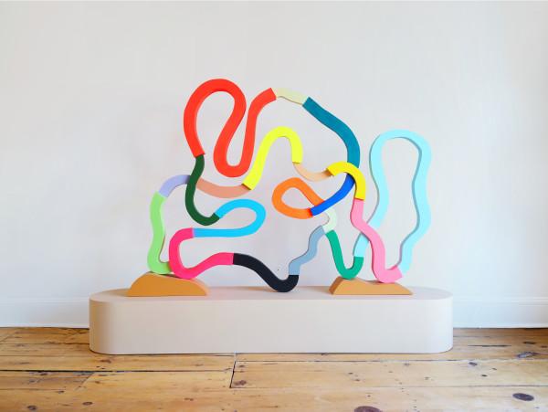 Meander Sculpture No. 2 by CHIAOZZA