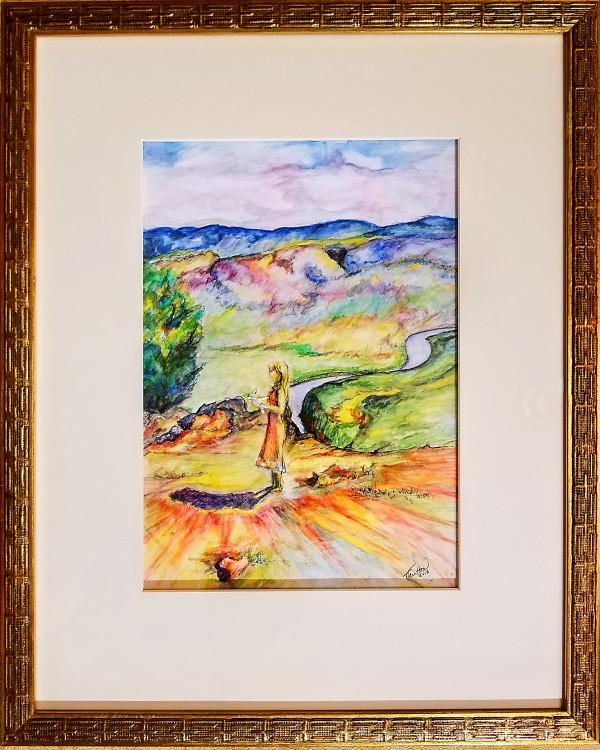 Desert Conversations by Teri H. Hoover