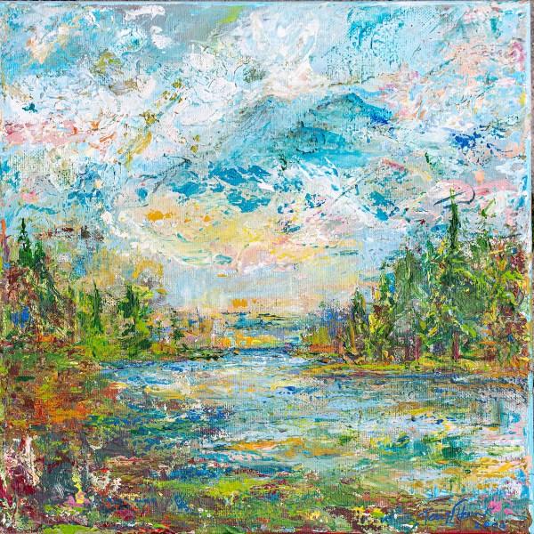 Hidden Horizon by Teri H. Hoover