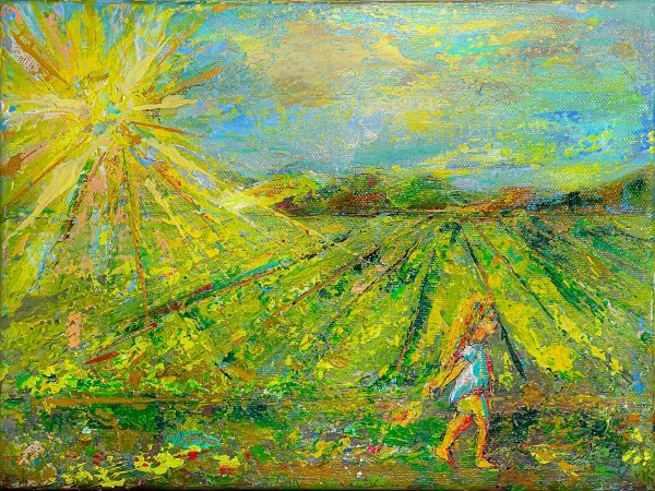 Childhood Horizon by Teri H. Hoover