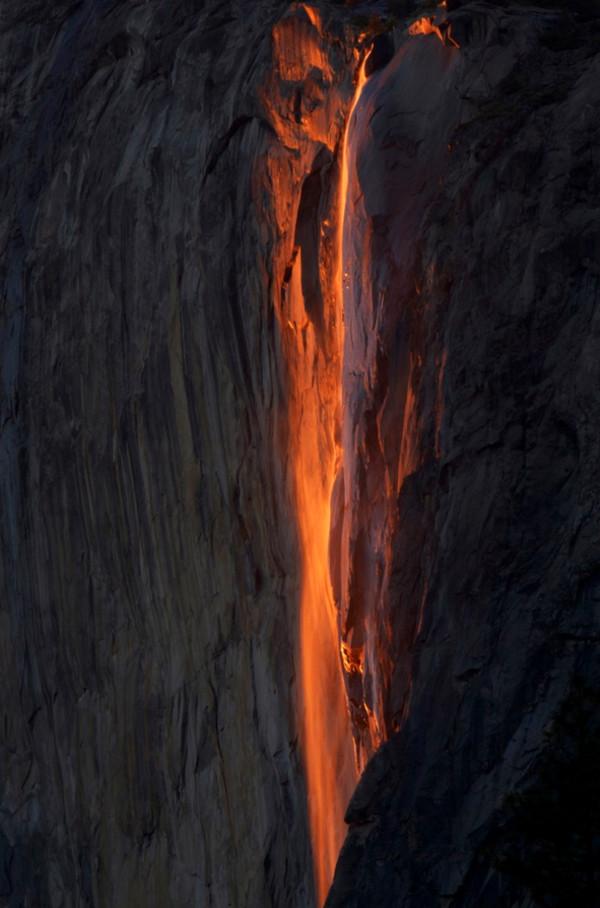 Firefalls by Jill Sanders