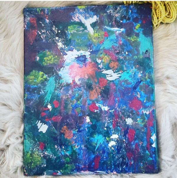 Lilly Ponds by Bobbie Bonita