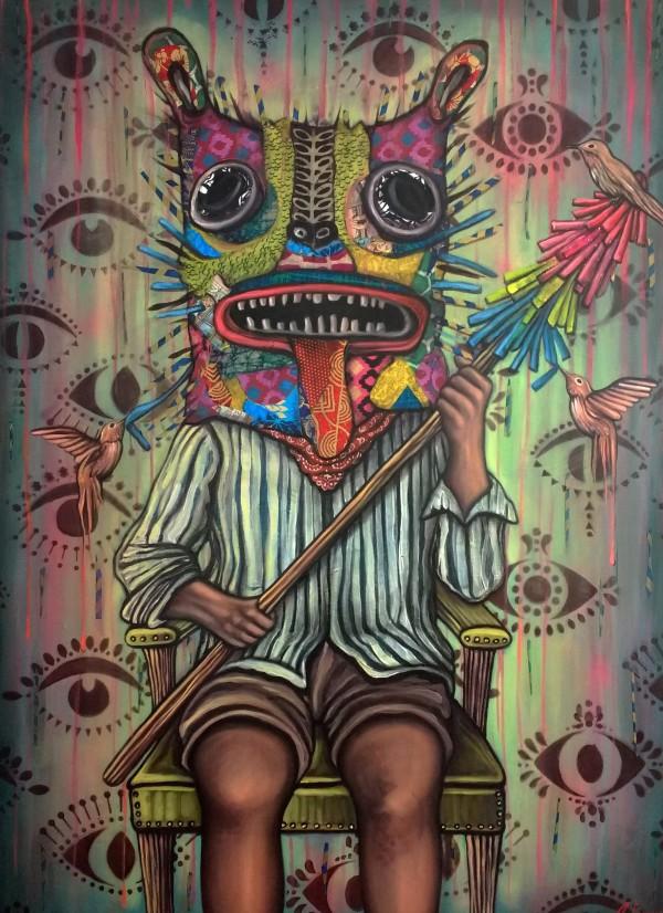 El guardián (The Keeper) by Angelica Contreras