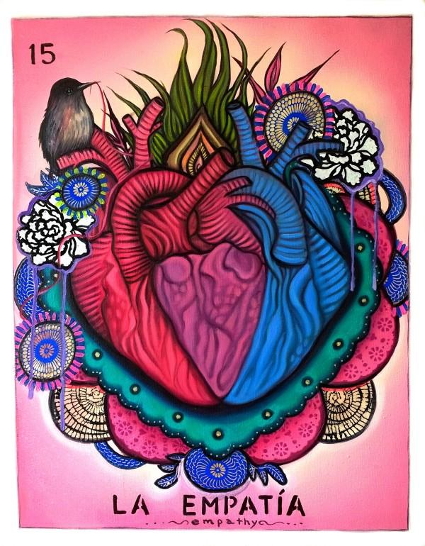 La empatía (Empathy) by Angelica Contreras