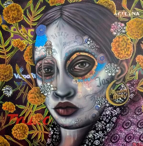 Memento Mori by Angelica Contreras