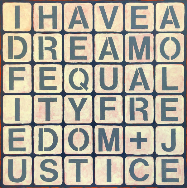 I Have A Dream (No.3) by Chris Turner