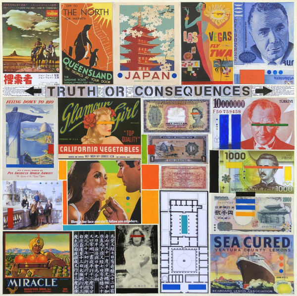 Truth or Consequences by Chris Turner
