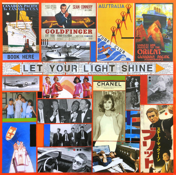 Let Your Light Shine by Chris Turner