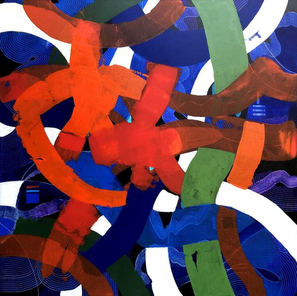 Crossing Boundaries by Chris Turner