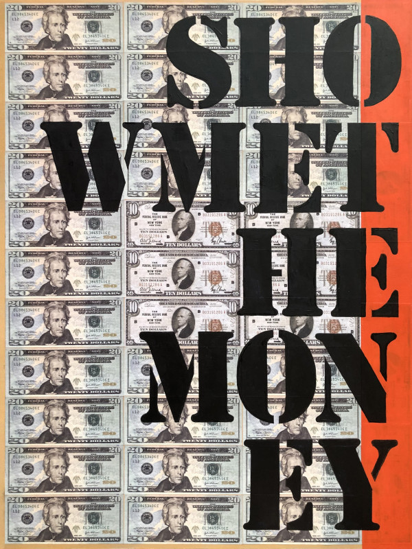 Show Me The Money No. 2 by Chris Turner