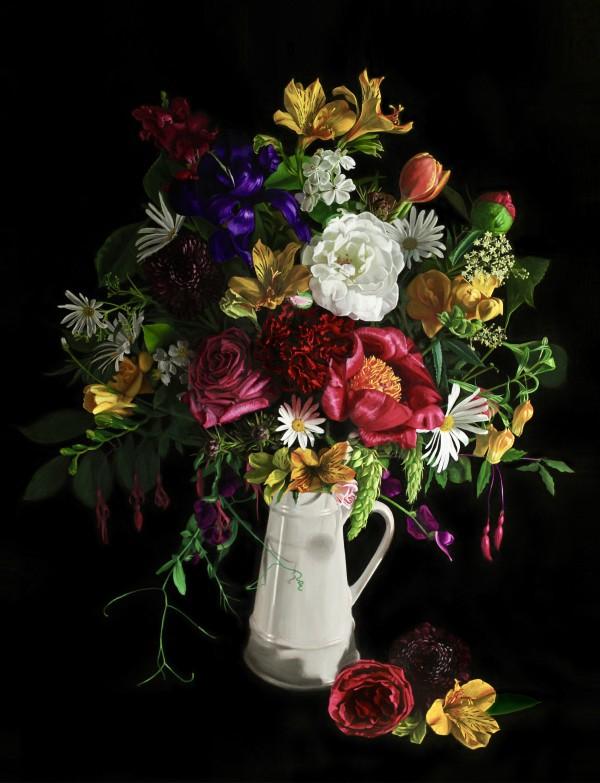 Flemish Bouquet by Jo Kreyl