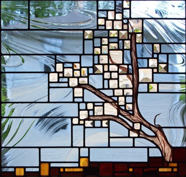 Windswept Oak by Josephine A. Geiger