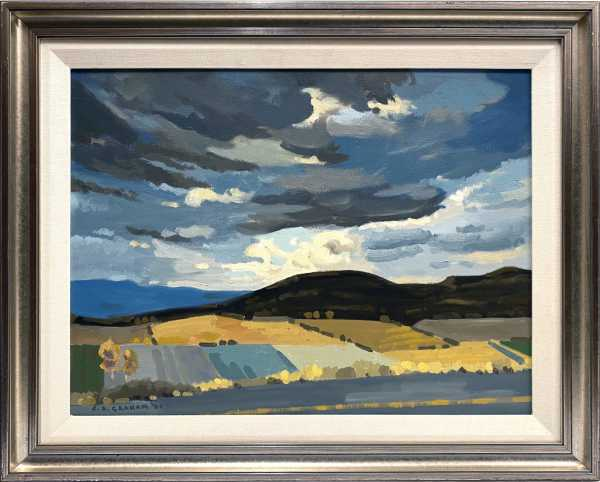 Central Saanich by Colin Graham (1915-2010)