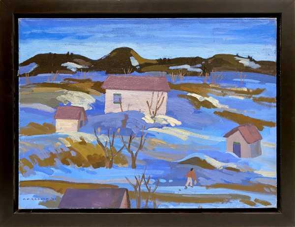 Daybreak by Colin Graham (1915-2010)